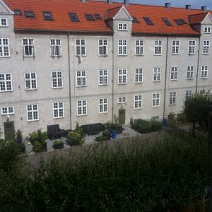 Gårdudvalget, Den urbane have, Tønderhus